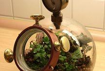 steampunk - industrial - diy