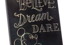 Think. Believe. Dream. Dare.
