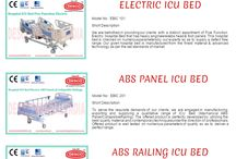 ICU Bed Electric India / We would like to introduce ourself as a ICU Bed Electric Manufacturer in India. It helps to patients in hospital from moving one place to another and remote enables the product to fold without disturbing the serious patient. For more information visit our website.