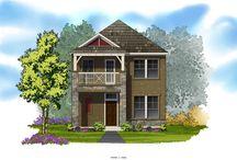 David Weekley Homes - Kaufman / David Weekley Homes located in Viridian, Arlington Texas is offer The Kaufman plan on our 35' product.