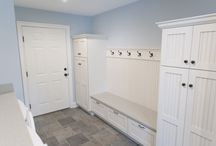 mudroom / by Tracey Daniels