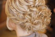 Wedding hair / by Angelique Dunn