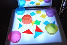 Light table games