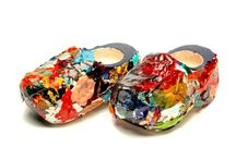 Art clogs