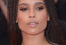 Zoe Kravitz / Re-define Badass.