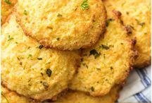 Corn Bread Biscuits