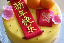 CNY cake