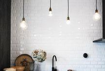 éclairage cuisine
