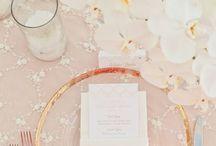 Wedding Colours - Peach