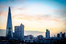 Ed Walker - London Landscapes