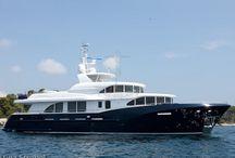 BELLE ISLE / #motoryacht, #yacht, #bluevoyage, #yachtcharter, www.cnlyacht.com