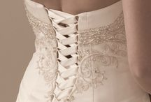Amazing Open Back Wedding Dress / IllusionBridals.com offers a wide range of  wedding dresses that accommodate all tastes. Each of our dresses will highlight brides' sensuous back be it through showing it off completely or using embellishments that hide a little flesh artistically.