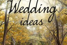 Wedding inspiration / All my ideas for my wedding day
