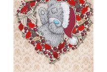 Me to You Bear Christmas Cards 18