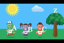 Alphabet Songs / Alphabet Songs and Alphabet Videos for teaching and learning the Alphabet. Enjoy these fun alphabet songs for kids! Your kids will love these alphabet songs and abc songs for kids.