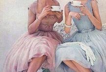 Kobiety w malarstwie / Woman in Paintings