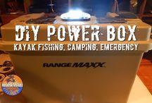 DIY Kayak Fishing / Videos on DIY Kayak Fishing