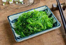 salade d'algues ( wakeme)