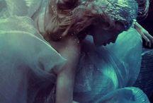 Sirens, Mermaids, Selkies, Kelpies
