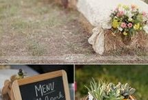 wedding outdoor decoration