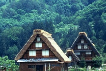 Architecture / Amazing architecture throughout Japan.