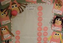 Teach me! / Borrowing ideas to create my ideal future classroom.