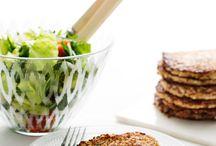 *Veggie food ides / More vegatables