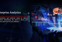 Enterprise Analytics / Starcom has a proven Enterprise Analytics Suite... Our products and solutions caters to various industries identifying the need to drive your business and excel in your industry...