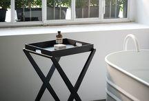 Bathrooms / Il bagno Agape: un ambiente accogliente, luminoso e creativo nel quale la semplicità nasce da uno studio approfondito, l'estetica non è mai separata dalla funzione, la natura e la tecnologia convivono in armonia.