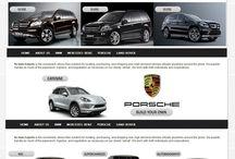 Business website builder