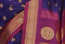 sarees and alll