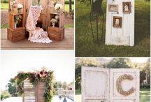 Hochzeitdeko