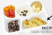 Bento Lunchbox Ideas & Recipes