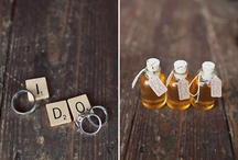 scrabble theme wedding