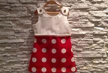 Very Chic Baby / Abbigliamento bambini cucito interamente a mano con l'utilizzo di stoffe di ottima qualità.