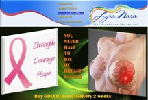 You Never Have To Die Of Breast Cancer! / Want to buy GOLEIC? visit us at http://www.lyranara.com/goleic/ or call us at 1-888-773-3196