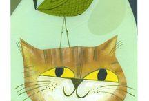 Gatti, gattoni, gattacci, gattini...... / universo gatto