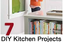 DIY Home Decor / DIY Home decor - find great do it yourself ideas from remodeling your home, home decorating projects, refinishing furniture, wall decor ideas, easy projects to do around the house to make it exactly how you want it on a budget