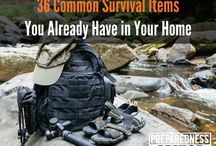 "Survival Lists / Be prepared to survive with these lists for emergency preparedness, vehicle kits, everyday carry, food storage essentials, prepping, medical supplies, and more. Get weekly ""Best of Preparedness Advice"" here --> http://bit.ly/2tRRzuy"