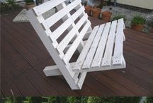 Outdoor pallets