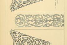 Ikoner og mønstre