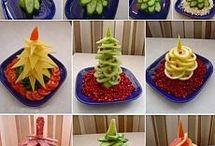 Essen Dekoration