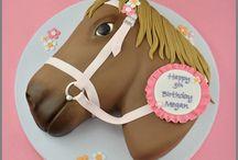 Horse Cake / Birthday Cakes / by Andrea LeBlanc