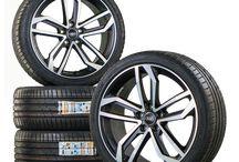 Original Audi Felgen / Räder / Audi vereint Sportlichkeit, Exklusivität und ganz besonderen Stil.