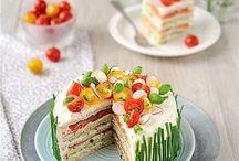 τούρτες αλμυρες