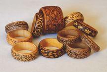 DIY Wooden Rings