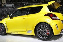 Modified Suzuki Swift (3rd generation) / Modified Suzuki Swift (3rd generation)