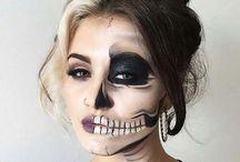 Halloween makup