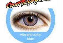 Contact Lenses / Different Types and models of Contact Lenses