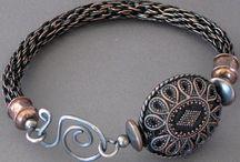 """Viking Knit / Hier geht es um wunderschöne Drahtarbeiten in der Verarbeitung """"VikingKnit"""""""